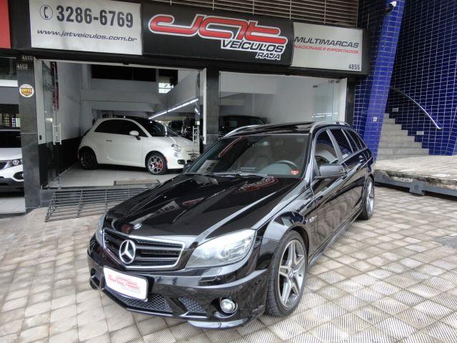 W204 C63 AMG Touring 2009 - R$ 170.000,00 544495