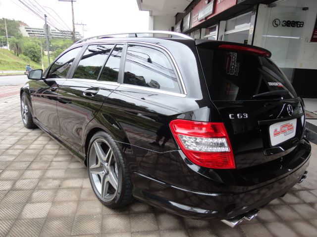 W204 C63 AMG Touring 2009 - R$ 170.000,00 A1493563