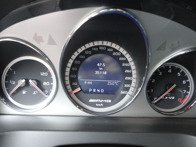 W204 C63 AMG Touring 2009 - R$ 170.000,00 A1493567