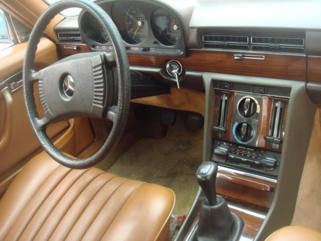 W116 350SE 1979 - R$29.000 A746396